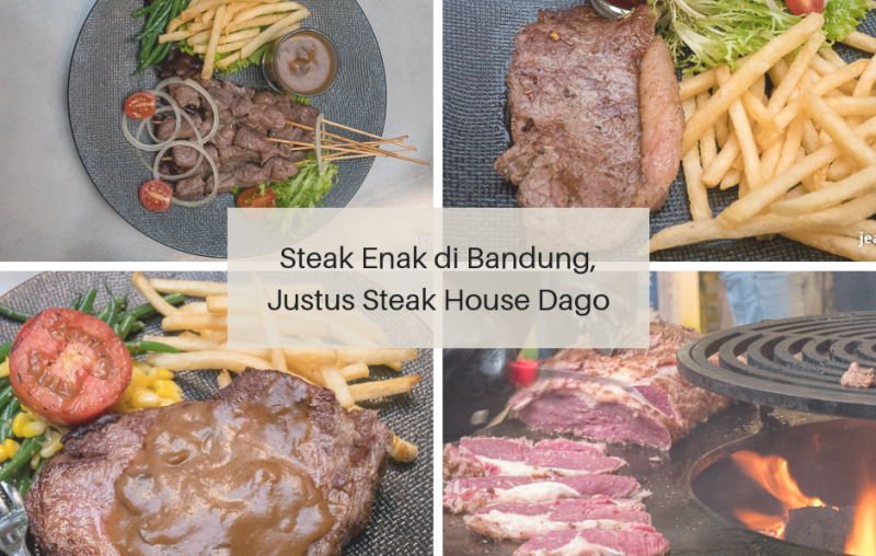 Justus Steak House Dago