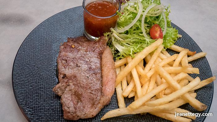 Justus Steak House Dago