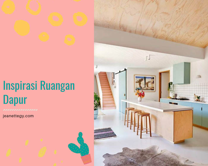 Inspirasi Rumah Gaya Graphical pop