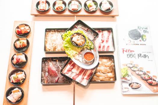 Fat Oppa Korean BBQ Cimahi