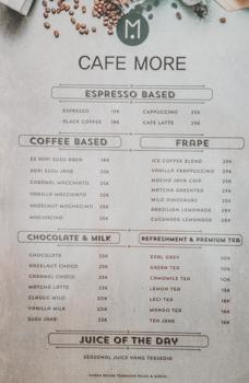 Cafe More Bandung
