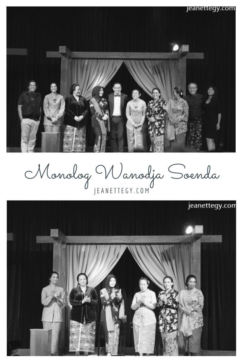 Monolog Wanodja Soenda