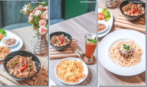 western food di sprekken cafe